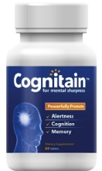 Cognitain Brain Health Formula for Memory
