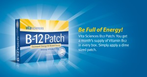 b12 patches vitamins