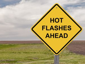 menopause, hot flashes, obesity