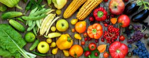 fruits, vegetables, produce, fresh, colorful, antioxidants