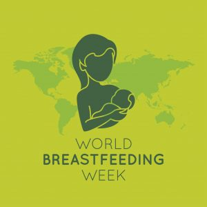 breastfeeding, world breastfeeding week, health