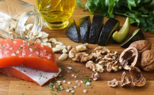 healthy fat, heart health, health, salmon, olive oil, nuts, seeds, avocado